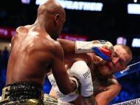 Floyd Mayweather jr - Conor McGregor: wygrana Amerykanina przez nokaut techniczny, Irlandczyk na ustach całego świata