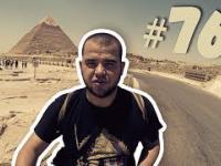 76 Przez Świat na Fazie - Egipt - Giza