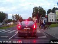 Polska Jazda 10 Wściekły Rowerzysta na Bus Pasie, Policja Może Więcej?