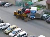 Najlepsze wypadki z udziałem traktorów