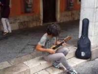 Vivaldi grany na ukulele