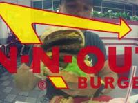 USA: In-N-Out poczwórny burger