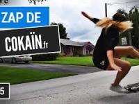 Blondyna na desce, czyli kolejny odcinek najlepszych filmów od Le Zap de Cokaïn
