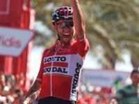 Vuelta a Espana 2017: Tomasz Marczyński wygrywa po raz drugi!