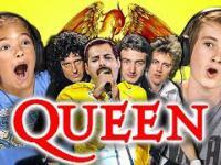 Reakcja dzieci na utwór zespołu Queen