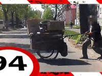 Polskie Drogi 94 - Wyprzedzanie na podwójnej ciągłej - tak jeździmy po polskich drogach