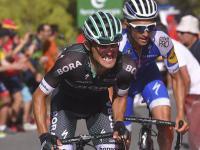 Vuelta a España 2017: Rafał Majka wygrał na Sierra de la Pandera!
