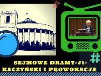 Dramy Sejmowe-1-Kaczyńskiemu puściły nerwy-Sama reakcja lewaków-Reakcja opozycji.18-07-2017