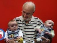 Złotoręki James - człowiek, który uratował 2 miliony dzieci