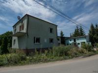 Opuszczona wieś w Polsce