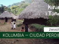Kolumbia TRAILER 5 dni morderczego marszu, przez dżunglę.