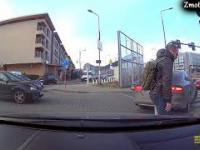 Polska Jazda 13 Wypadki i Chamskie Sytuacje na Drogach...✪