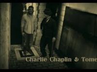Charlie Chaplin SENSACJA , ZNALEZIONA TAŚMA Z NAGRANIEM Z 1957r.