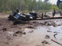 Najbardziej niezawodny pojazd terenowy DT-30
