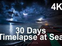 30 Dniowy Timelapse na Wodzie