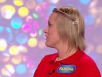 Paulina w Familiadzie - dwie