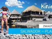 Salwador - TRAILER. San Salvador, plaże El Tunco.