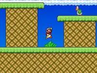 Super Mario 3: Mario Forever. Świat 1. World 1. v2.16 2004.
