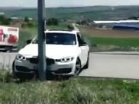 Idioci z BMW z polskim akcentem