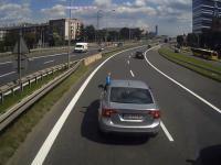 Burak, tym razem z Volvo. Katowice