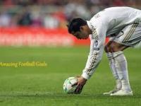 Zestaw najładniejszych bramek w piłce nożnej
