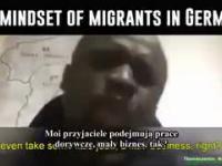 """Imigrant z Niemiec: """"Sramy na wasze prawo, na waszą kulturę, waszą mentalność, na waszą policję"""""""