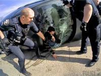 Pościg policji w USA