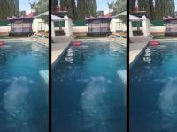 Jak wyjść z wody jak superbohater pokazuje Jack Black w filmiku