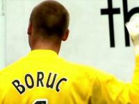 Artur Boruc - Obronione karne w latach 2005-2010