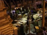 Masowa bijatyka między uchodżcami w Paryżu