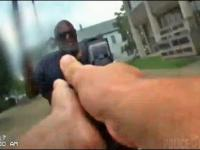 Dlaczego nie warto atakować kijem bejsbolowym policjanta z USA