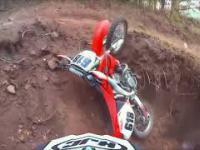 Najlepsze wypadki motocrossowe i motocyklowe