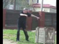 Ruska szkoła walki - lowkick