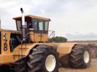 Ogromne traktory // The biggest tractors