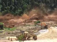 Tama pękła hydroelektrowni w Laosie