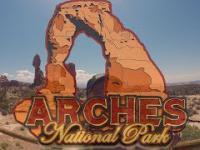 Park ogromnych łuków w USA