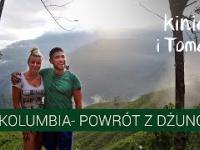 Kolumbia - powrót z dżungli do cywilizacji. ENG RUS ESP SUB