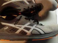 Reklamacja butów Asics przestroga