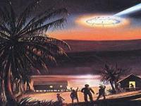 Incydent UFO w Papui Nowej Gwinei w 1959 roku