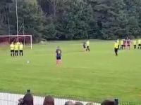 Najładniejszy gol w Polsce padł w okręgówce!