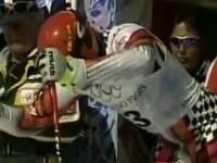Hermniator straszny wypadek w trakcie biegu zjazdowego podczas IO w Nagano 98