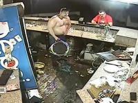 Wielka draka w ukraińskim barze
