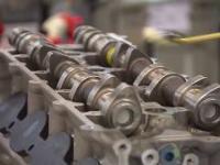Produkcja silnika V8 Mercedes Benz AMG