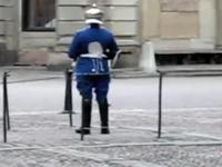 Przyszły członek straży królewskiej