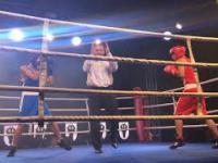 Trzecia walka Chojnickiego Boxing Show 6 - runda 1
