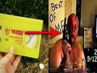 Top 15 Tajemniczych nagrań z kaset VHS