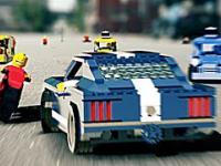 Gdyby GTA powstało w świecie Lego