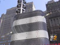 Dziwne wieże w Nowym Jorku, władze milczą