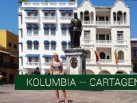 Kolumbia. Cartagena de Indias.