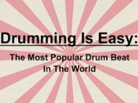 Granie na perkusji jest mega proste!